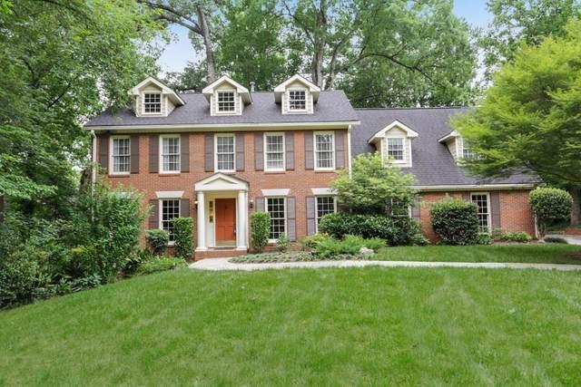 5135 Baroque Circle, Atlanta, GA 30342 (MLS #6715953) :: North Atlanta Home Team