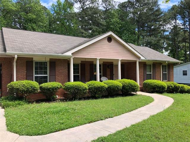 3270 Harris Drive, College Park, GA 30337 (MLS #6717637) :: The Butler/Swayne Team