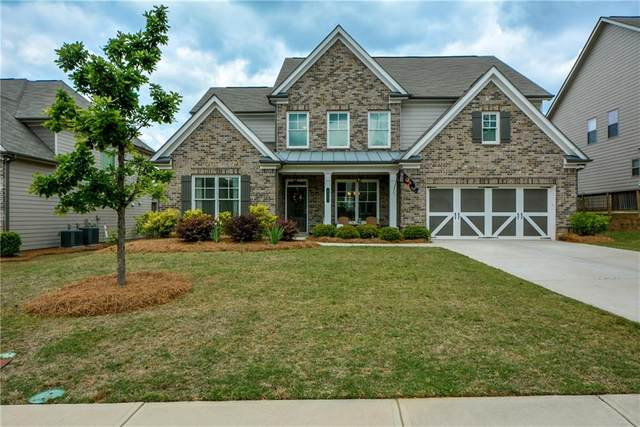 610 Hunters Grove Court, Sugar Hill, GA 30518 (MLS #6718248) :: North Atlanta Home Team