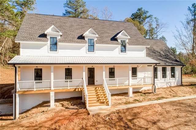 10653 Hickory Flat Highway, Woodstock, GA 30188 (MLS #6719120) :: Path & Post Real Estate
