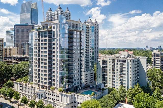 222 12th Street NE #1906, Atlanta, GA 30309 (MLS #6734136) :: Rock River Realty