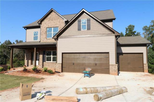 542 Prescott Point, Hoschton, GA 30548 (MLS #6741175) :: Tonda Booker Real Estate Sales