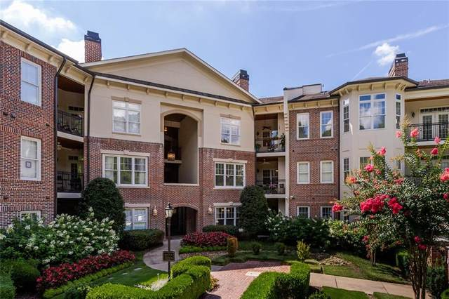 825 Highland Lane NE #1317, Atlanta, GA 30306 (MLS #6758562) :: Keller Williams Realty Cityside