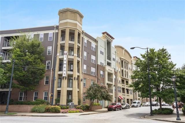 390 17th Street NW #2055, Atlanta, GA 30363 (MLS #6773993) :: North Atlanta Home Team