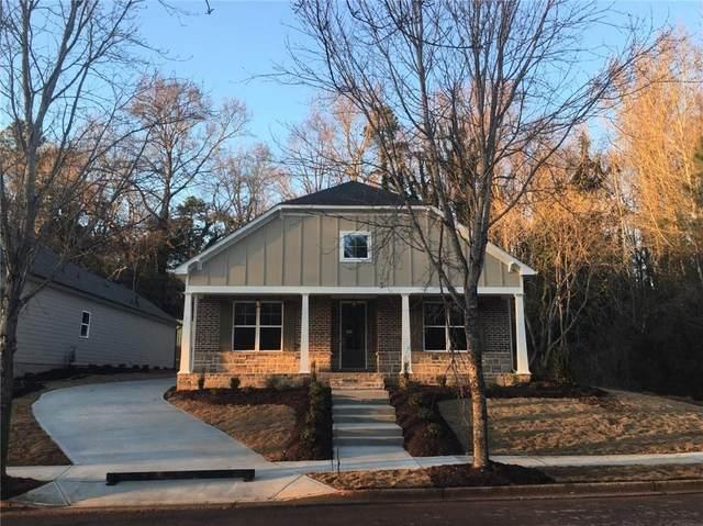 329 Edgewater Drive, Athens, GA 30605 (MLS #6797711) :: The Justin Landis Group