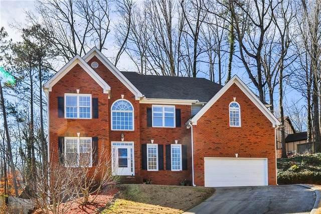 1196 Lady Hawk Place, Lawrenceville, GA 30043 (MLS #6812180) :: North Atlanta Home Team