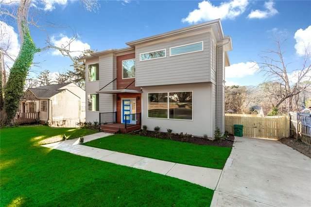 551 Ashburton Avenue, Decatur, GA 30032 (MLS #6816059) :: RE/MAX Prestige