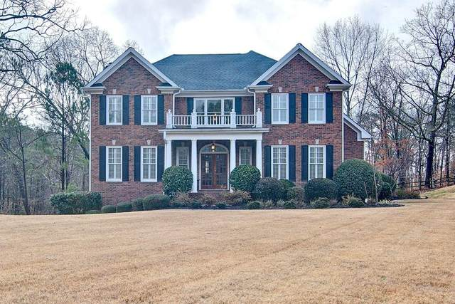 107 Waterford Falls Drive, Canton, GA 30114 (MLS #6832673) :: Thomas Ramon Realty
