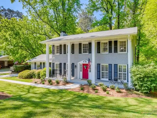 2789 Townley Circle, Atlanta, GA 30340 (MLS #6853364) :: North Atlanta Home Team