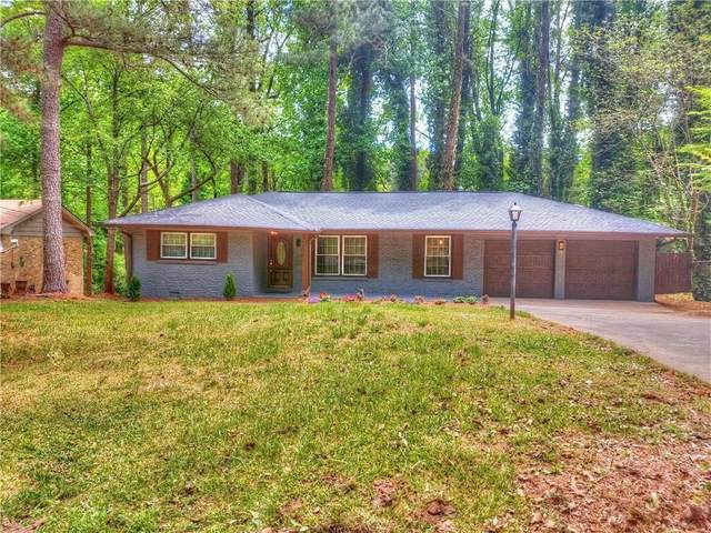 2653 Preston Drive, Decatur, GA 30034 (MLS #6872879) :: The Gurley Team