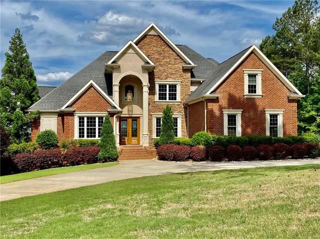 115 Forest Overlook Drive, Forsyth, GA 31029 (MLS #6890713) :: North Atlanta Home Team