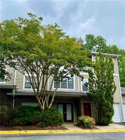 2700 NE Pine Tree Road NE #4007, Atlanta, GA 30324 (MLS #6912231) :: Good Living Real Estate