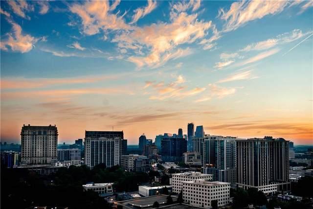 2870 Pharr Court South NW #2904, Atlanta, GA 30305 (MLS #6928178) :: RE/MAX Paramount Properties