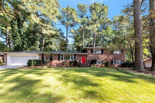 2175 Zelda Drive NE, Atlanta, GA 30345 (MLS #6936432) :: North Atlanta Home Team