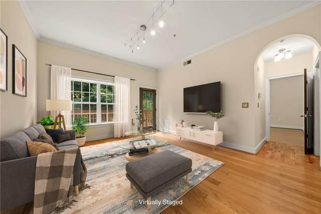 1635 Briarcliff Road NE #10, Atlanta, GA 30306 (MLS #6938559) :: Virtual Properties Realty