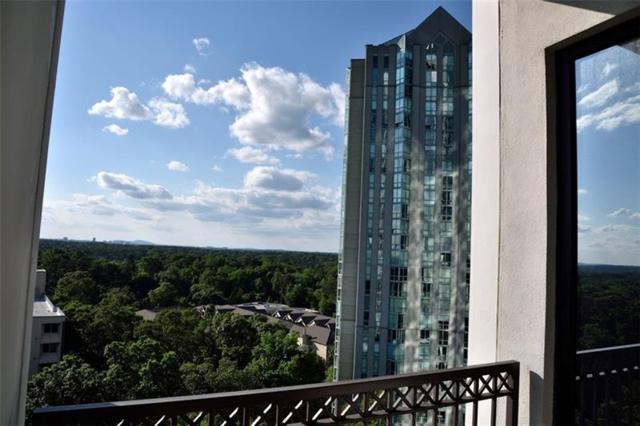 2828 Peachtree Road NW #1503, Atlanta, GA 30305 (MLS #5607519) :: RE/MAX Paramount Properties