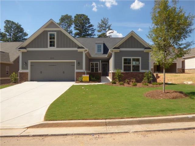 2253 Long Bow Chase NW, Kennesaw, GA 30144 (MLS #5709659) :: North Atlanta Home Team