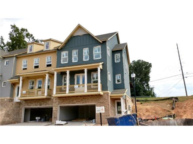 80 Green Road #15, Milton, GA 30004 (MLS #5854975) :: North Atlanta Home Team