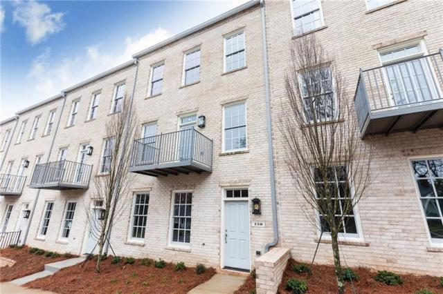 140 Clover Court #21, Roswell, GA 30075 (MLS #5859022) :: Carr Real Estate Experts