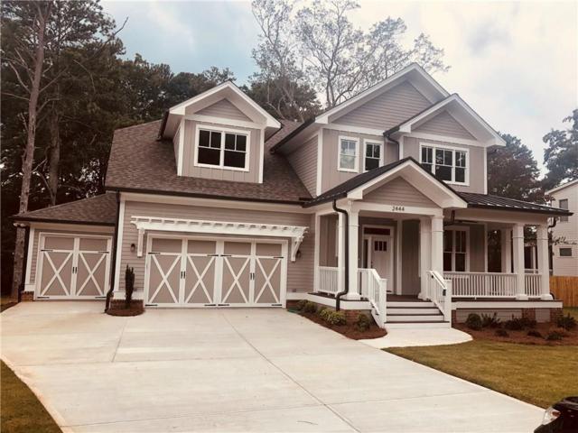 2444 Oak Avenue, Tucker, GA 30084 (MLS #5909419) :: Iconic Living Real Estate Professionals