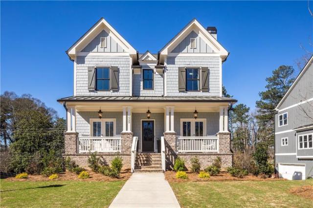 1922 Park Chase Lane NE, Brookhaven, GA 30319 (MLS #5947120) :: Carr Real Estate Experts