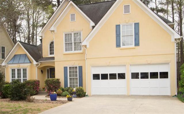 610 Ridge Crossing Drive, Woodstock, GA 30189 (MLS #5969802) :: The Bolt Group