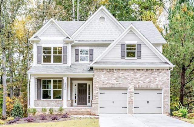 4936 Crider Creek Drive, Powder Springs, GA 30127 (MLS #5976590) :: Iconic Living Real Estate Professionals