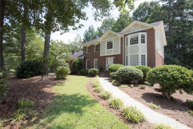 5670 Clinchfield Trail, Peachtree Corners, GA 30092 (MLS #6039109) :: The Bolt Group