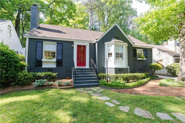 686 Longwood Drive NW, Atlanta, GA 30305 (MLS #6040763) :: North Atlanta Home Team