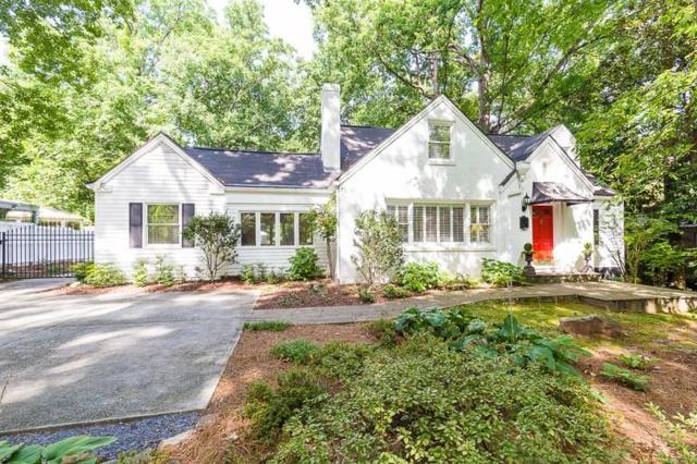 3304 Mathieson Drive NE, Atlanta, GA 30305 (MLS #6059042) :: The Russell Group