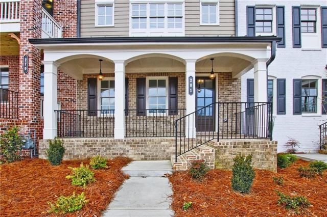 281 Cherokee Street #10, Marietta, GA 30064 (MLS #6062193) :: North Atlanta Home Team
