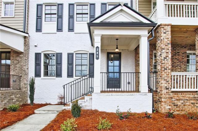285 Cherokee Street #11, Marietta, GA 30064 (MLS #6062210) :: North Atlanta Home Team