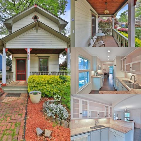816 Virgil Street NE, Atlanta, GA 30307 (MLS #6099256) :: RE/MAX Paramount Properties
