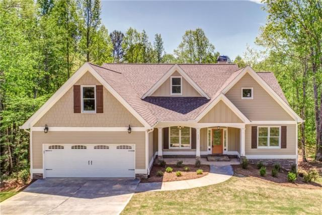 132 Carney Drive, Ball Ground, GA 30107 (MLS #6106738) :: North Atlanta Home Team