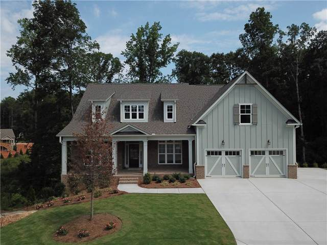 1360 Chipmunk Forest Chase, Powder Springs, GA 30127 (MLS #6128682) :: Iconic Living Real Estate Professionals
