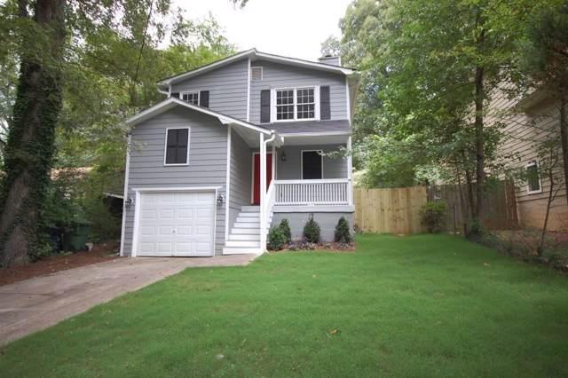 1180 Vickers Street SE, Atlanta, GA 30316 (MLS #6513010) :: North Atlanta Home Team