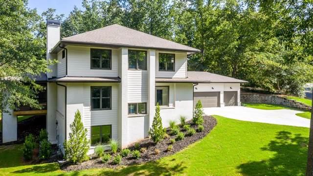6447 Vernon Woods Drive, Atlanta, GA 30328 (MLS #6522353) :: North Atlanta Home Team