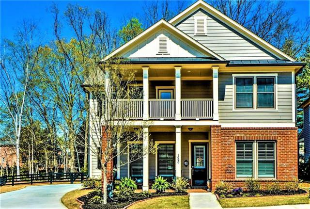 1020 Birchdale Drive, Milton, GA 30004 (MLS #6530456) :: Iconic Living Real Estate Professionals