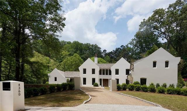 4360 E Conway Drive, Atlanta, GA 30327 (MLS #6544449) :: North Atlanta Home Team