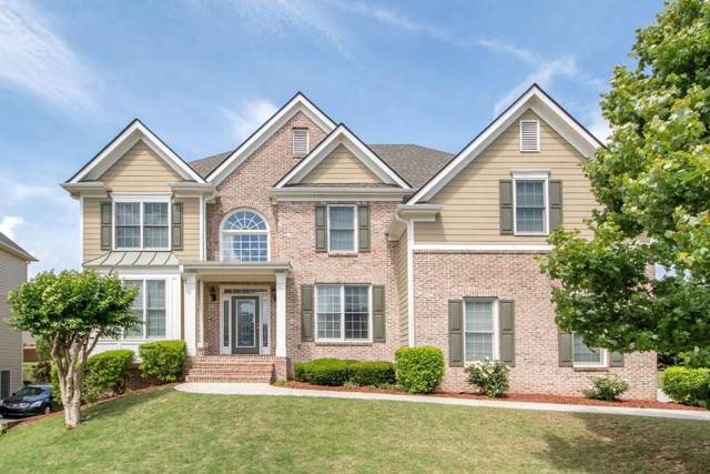 1779 Mapmaker Drive NE, Dacula, GA 30019 (MLS #6551185) :: Iconic Living Real Estate Professionals