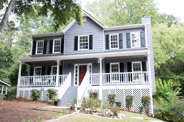 1609 Twin Courts Lane SW, Marietta, GA 30008 (MLS #6612475) :: North Atlanta Home Team