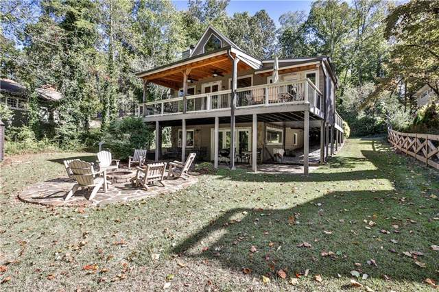 79 Winterhawk Cove, Dawsonville, GA 30534 (MLS #6631423) :: The Heyl Group at Keller Williams