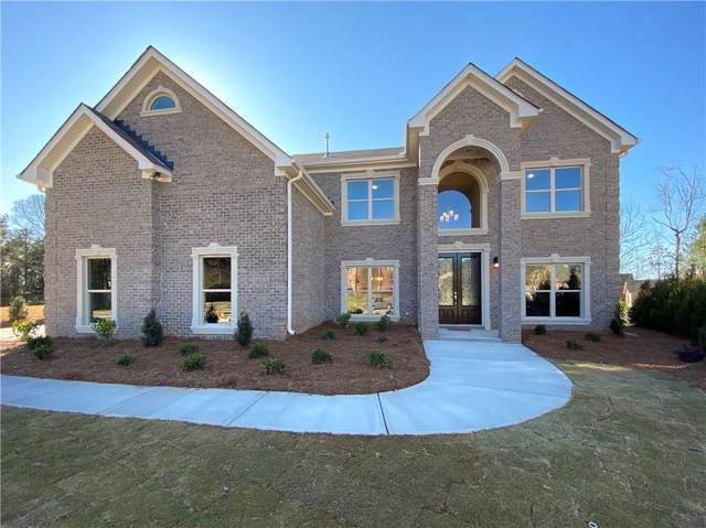 1903 Liz Court, Conyers, GA 30094 (MLS #6632021) :: RE/MAX Paramount Properties