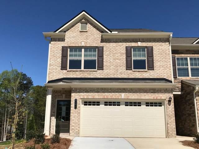 5178 City Walk Drive #34, Buford, GA 30518 (MLS #6649559) :: North Atlanta Home Team