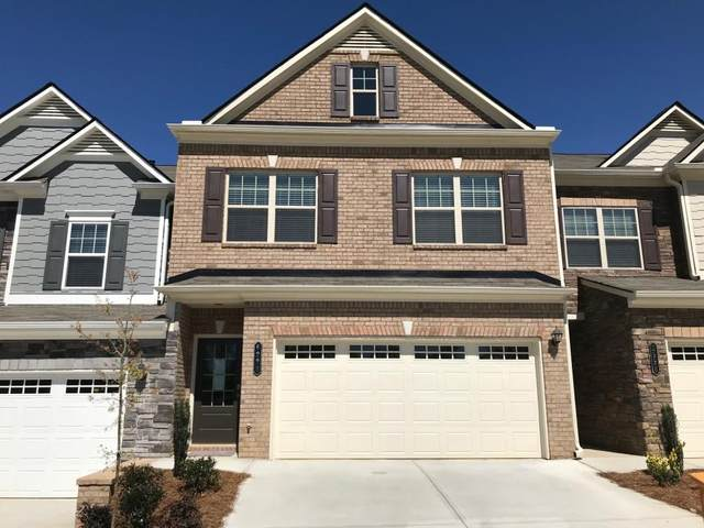5228 City Walk Drive #39, Buford, GA 30518 (MLS #6649564) :: North Atlanta Home Team