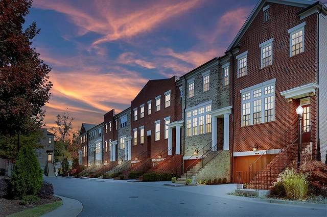 1184 Holly Avenue #30, Dunwoody, GA 30338 (MLS #6660332) :: Vicki Dyer Real Estate