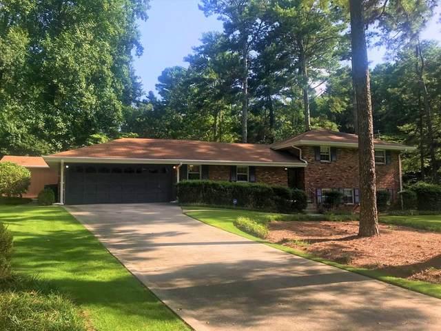 1977 Silvastone Drive NE, Atlanta, GA 30345 (MLS #6684056) :: Tonda Booker Real Estate Sales