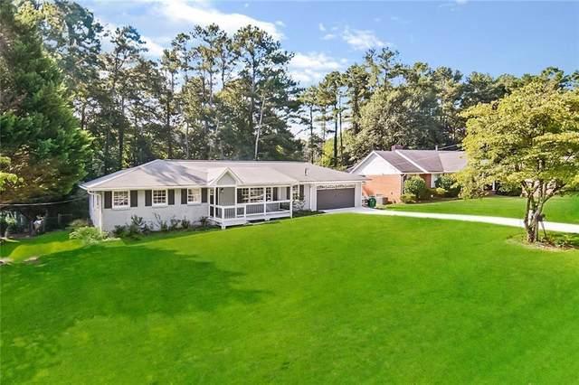 1845 Audubon Drive NE, Atlanta, GA 30329 (MLS #6777426) :: Tonda Booker Real Estate Sales
