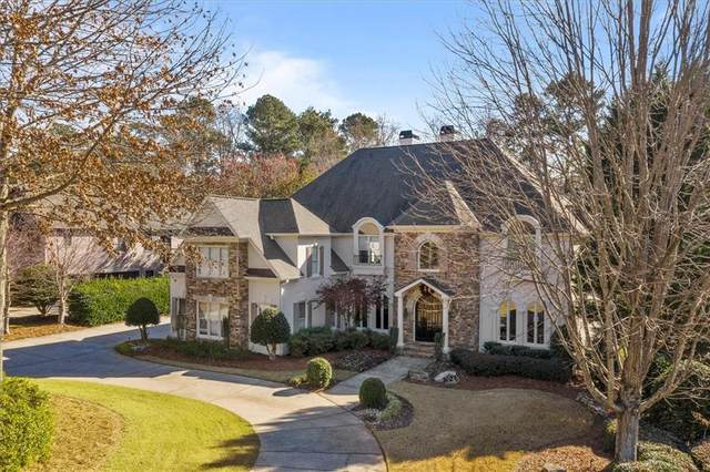 6000 Greatwood Terrace, Alpharetta, GA 30005 (MLS #6785705) :: North Atlanta Home Team