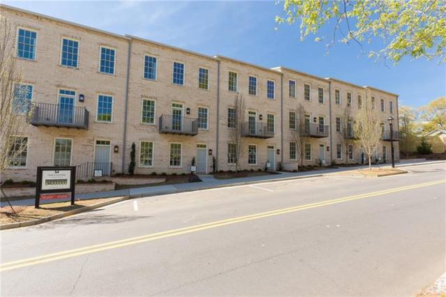 180 Clover Court #17, Roswell, GA 30075 (MLS #5858801) :: RE/MAX Prestige
